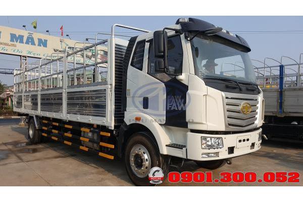 Xe tải Faw 7.2 tấn thùng dài 9.8m 2019 Euro 4