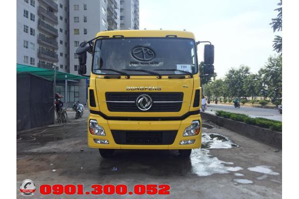Xe tải Dongfeng ISL315 4 chân 2019 nhập khẩu